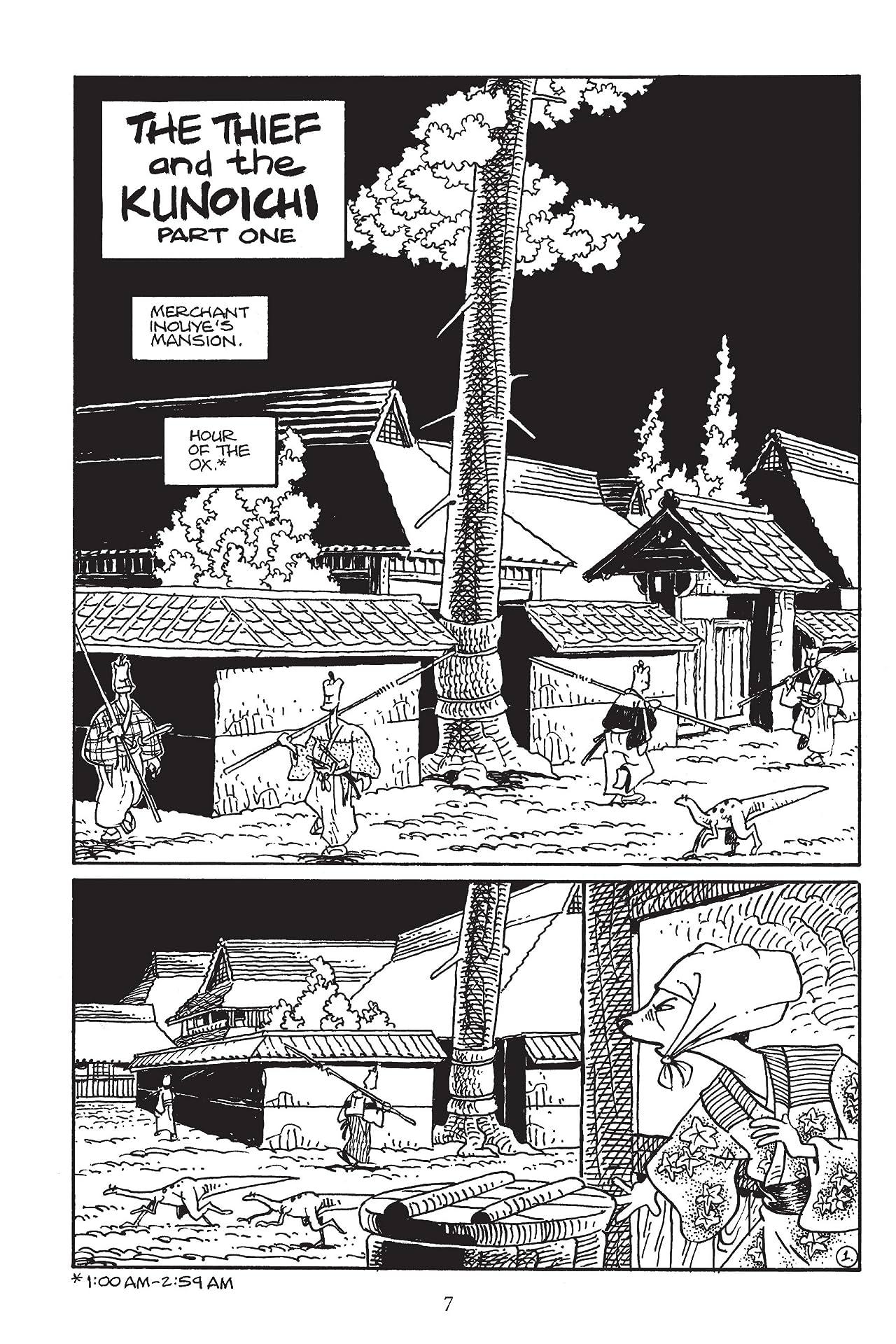 Usagi Yojimbo Vol. 30