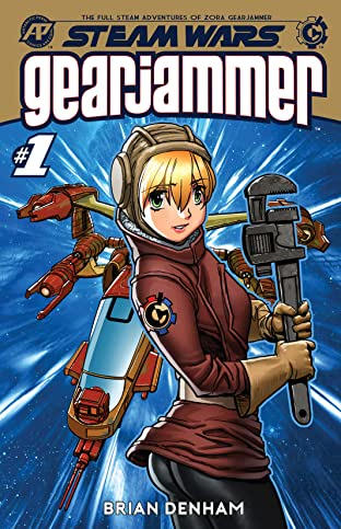Steam Wars: Gearjammer