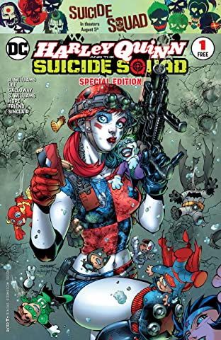 Harley Quinn & the Suicide Squad Special Edition (2016) #1