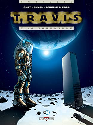 Travis Vol. 7: La Tarentule