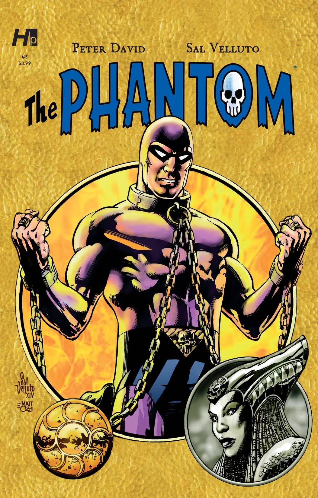 The Phantom (2014-) #5