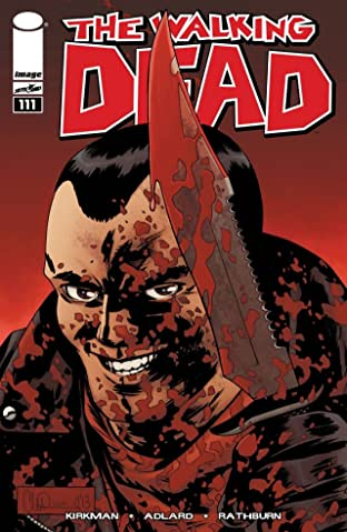 The Walking Dead #111