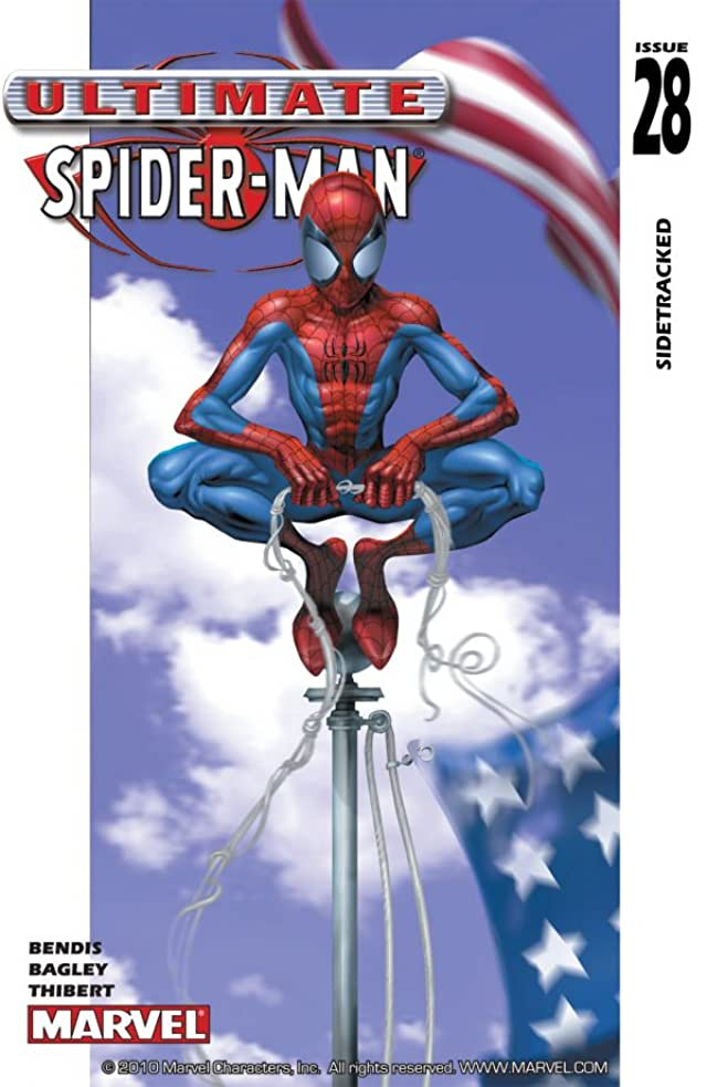 Ultimate Spider-Man (2000-2009) #28