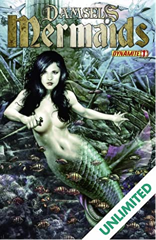 Damsels: Mermaids #1: Digital Exclusive Edition
