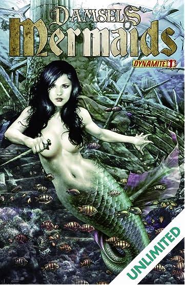Damsels: Mermaids #1: Digital Exclusive Edition