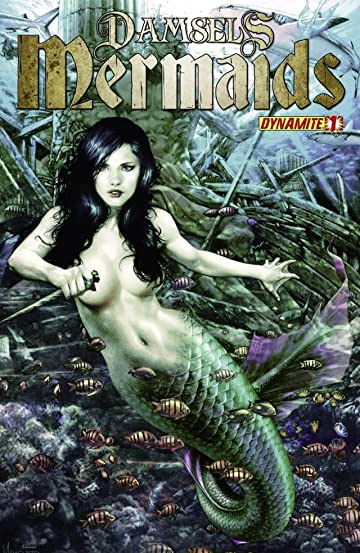 Damsels: Mermaids No.1: Digital Exclusive Edition
