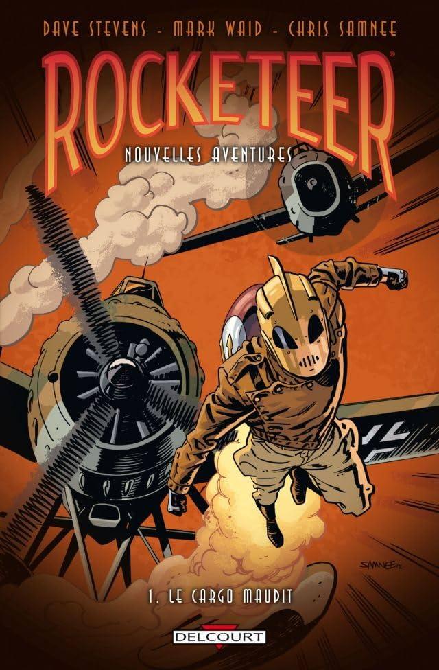 Rocketeer Nouvelles Aventures Vol. 1: Le cargo maudit