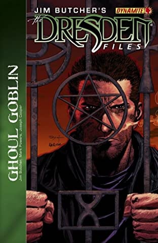 Jim Butcher's The Dresden Files: Ghoul Goblin #4