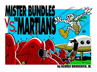 Holy Cow Comics: Mister Bundles VS. The Martians