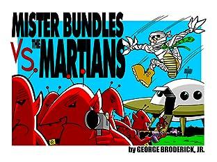 Holy Cow Comics: Mister Bundles VS. The Martians