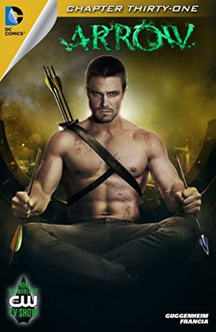 Arrow (2012-2013) No.31