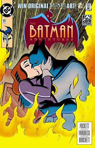 The Batman Adventures (1992-1995) #13