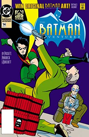 The Batman Adventures (1992-1995) #14