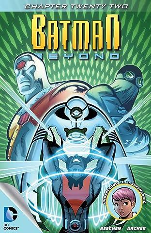 Batman Beyond (2012-2013) #22