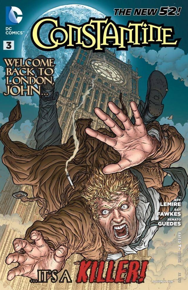 Constantine (2013-2015) #3