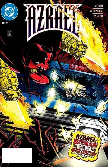 Azrael: Agent of the Bat (1995-2003) #35