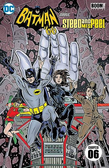 Batman '66 Meets Steed and Mrs Peel (2016) #6