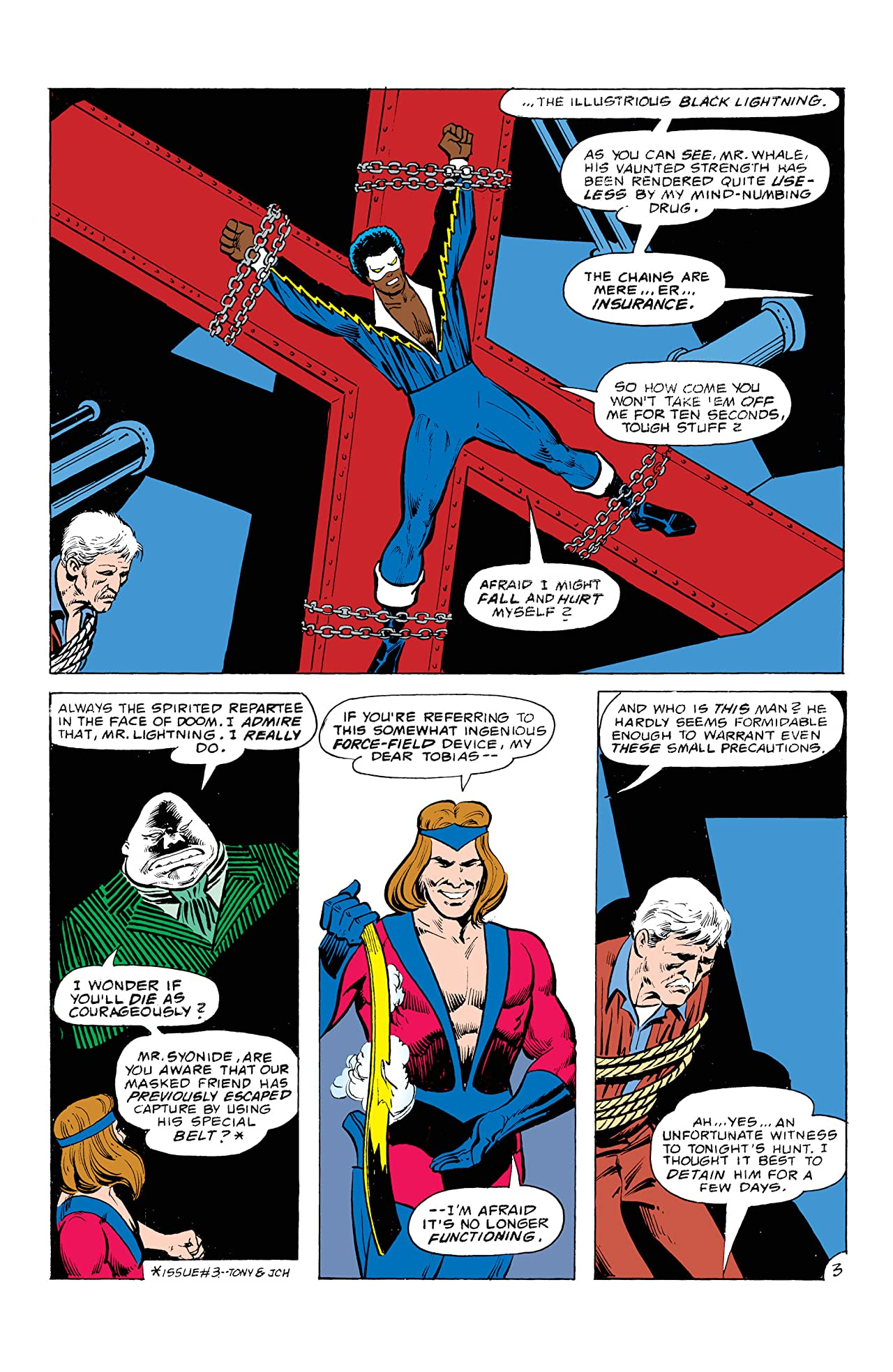 Black Lightning (1977-1978) #7