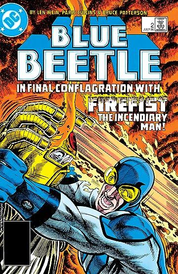 Blue Beetle (1986-1988) #2