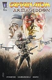 Captain Atom Armageddon 2005 Jim Lee 1-9 Set Series Run Lot 1-9 VF//NM