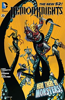 Demon Knights (2011-2013) #20