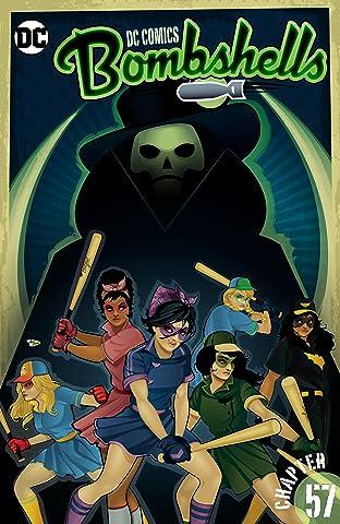 DC Comics: Bombshells (2015-) #57