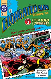 Elongated Man (1991-1992) #3