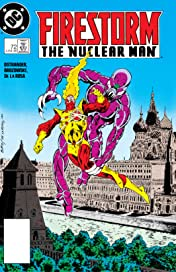 Firestorm: The Nuclear Man (1982-1990) #72