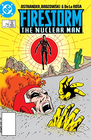 Firestorm: The Nuclear Man (1982-1990) #74