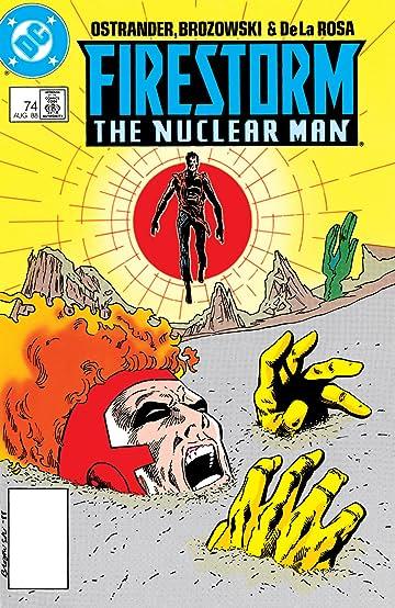 Firestorm: The Nuclear Man (1982-1990) #74