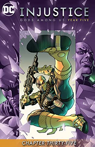 Injustice: Gods Among Us: Year Five (2015-) #35
