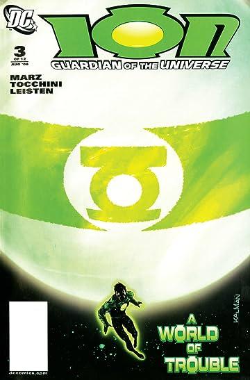 Ion (2006-2007) #3