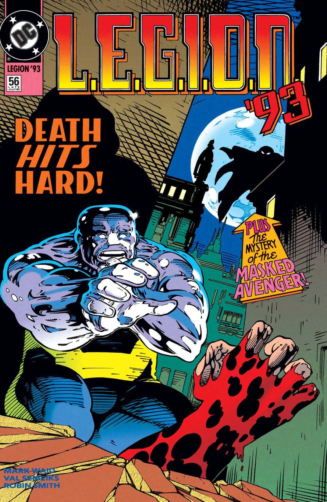 L.E.G.I.O.N. (1989-1994) #56