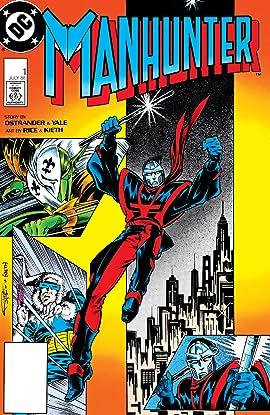 Manhunter (1988-1990) #1