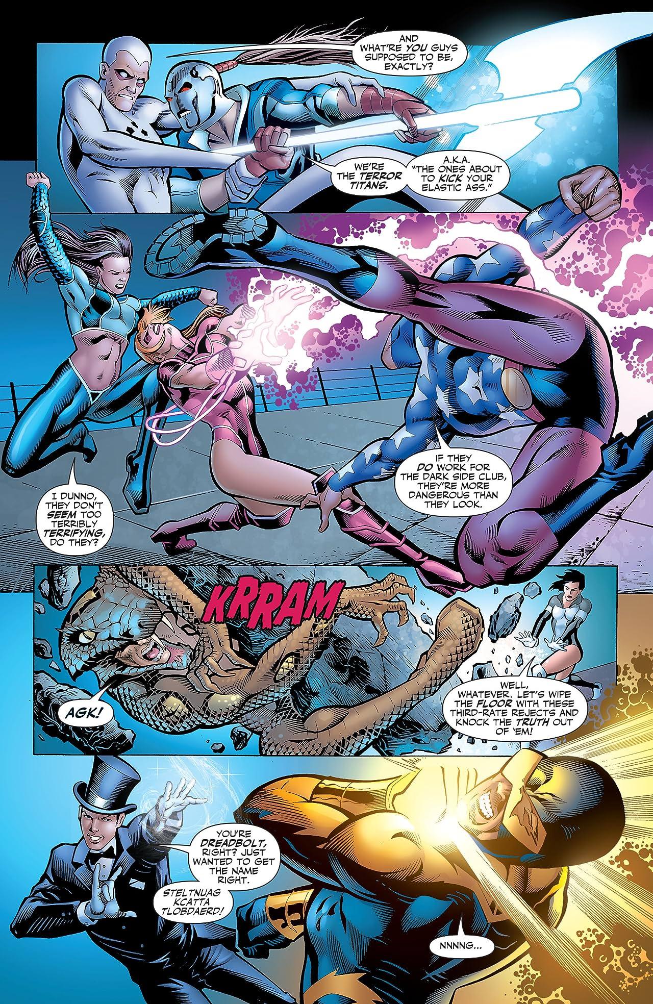 Terror Titans (2008-2009) #1