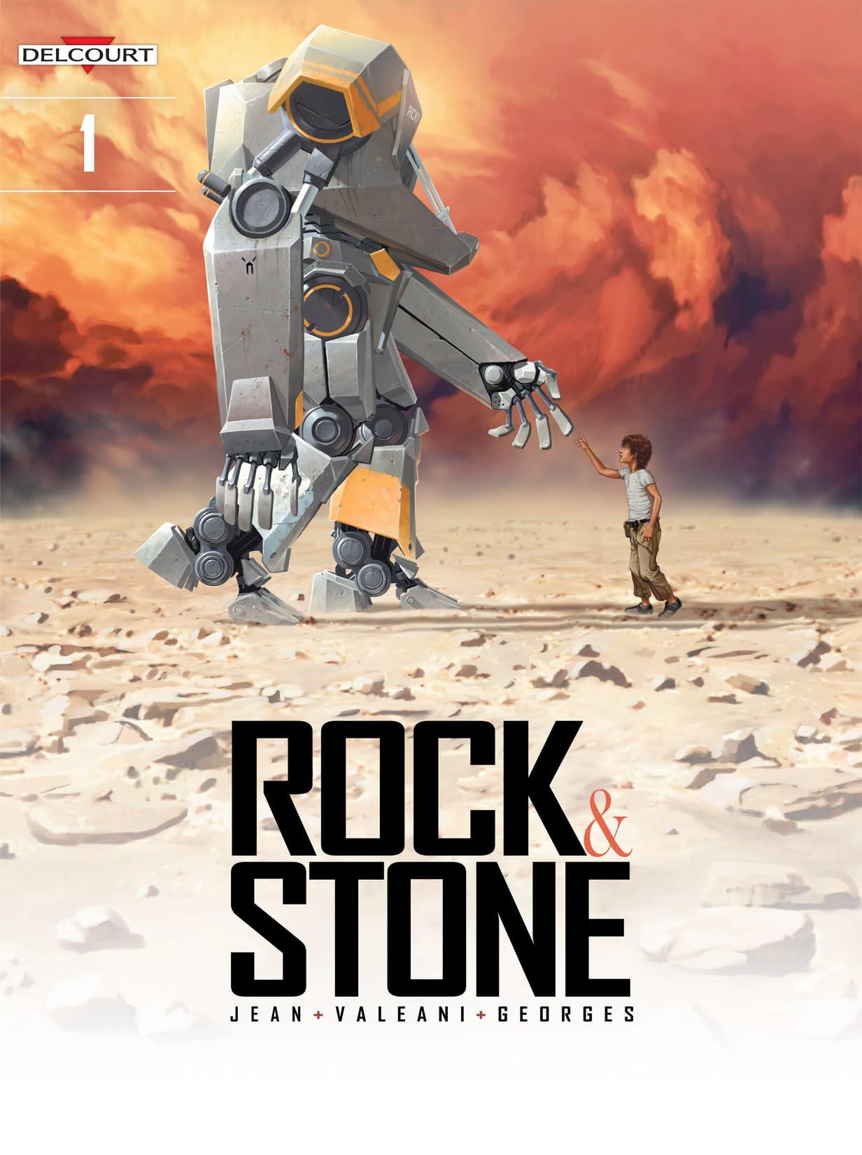 Rock & Stone Vol. 1