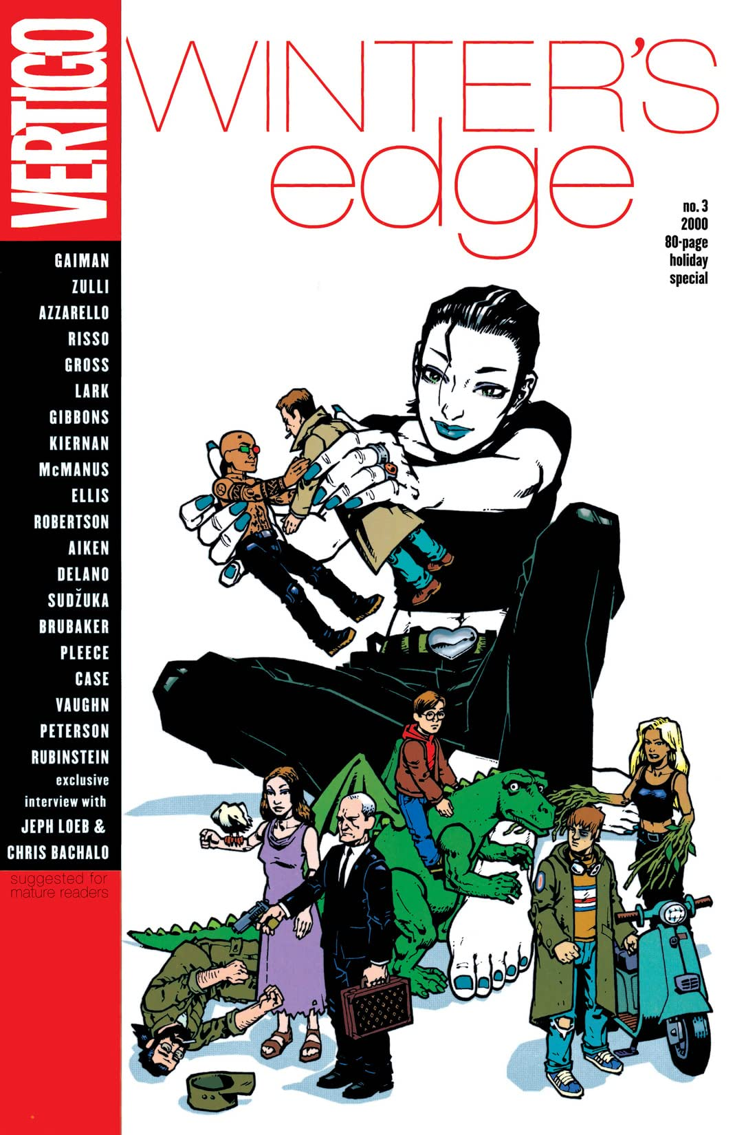 Vertigo: Winter's Edge (1997-2000) #3