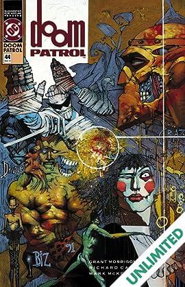 Doom Patrol 1987 1995 44 Comics By Comixology