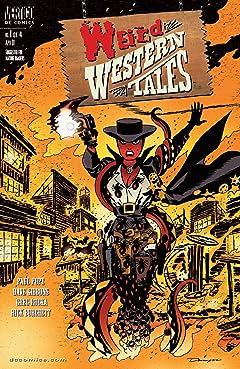 Weird Western Tales (2001) #1