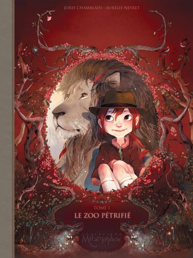 Les Carnets de Cerise Vol. 1: Le zoo pétrifié