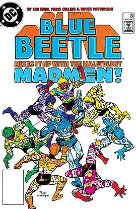 Blue Beetle (1986-1988) #3