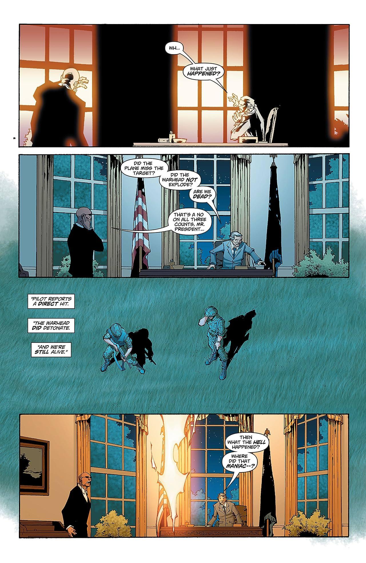 Captain Atom: Armageddon (2005-2006) #3