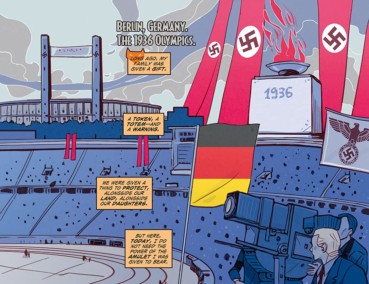 DC Comics: Bombshells (2015-2017) #58