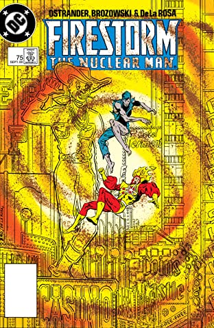 Firestorm: The Nuclear Man (1982-1990) #75