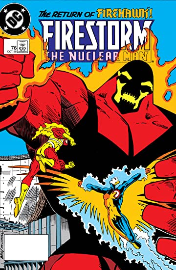 Firestorm: The Nuclear Man (1982-1990) #76