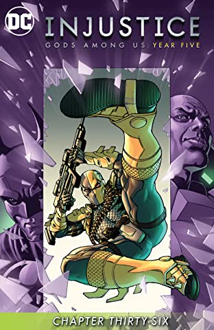 Injustice: Gods Among Us: Year Five (2015-) #36