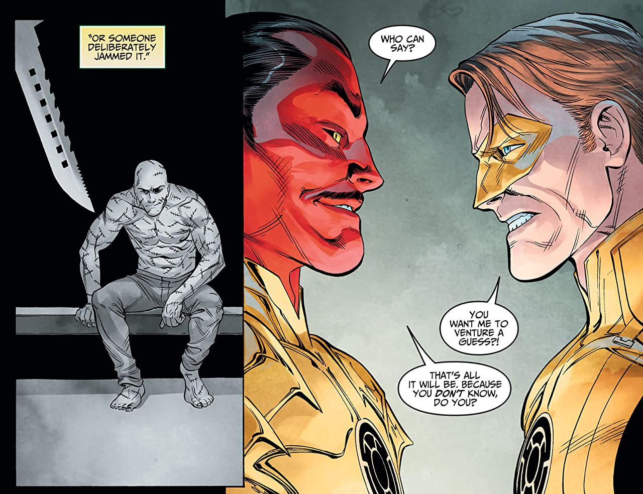 Injustice: Gods Among Us: Year Five (2015-2016) #36