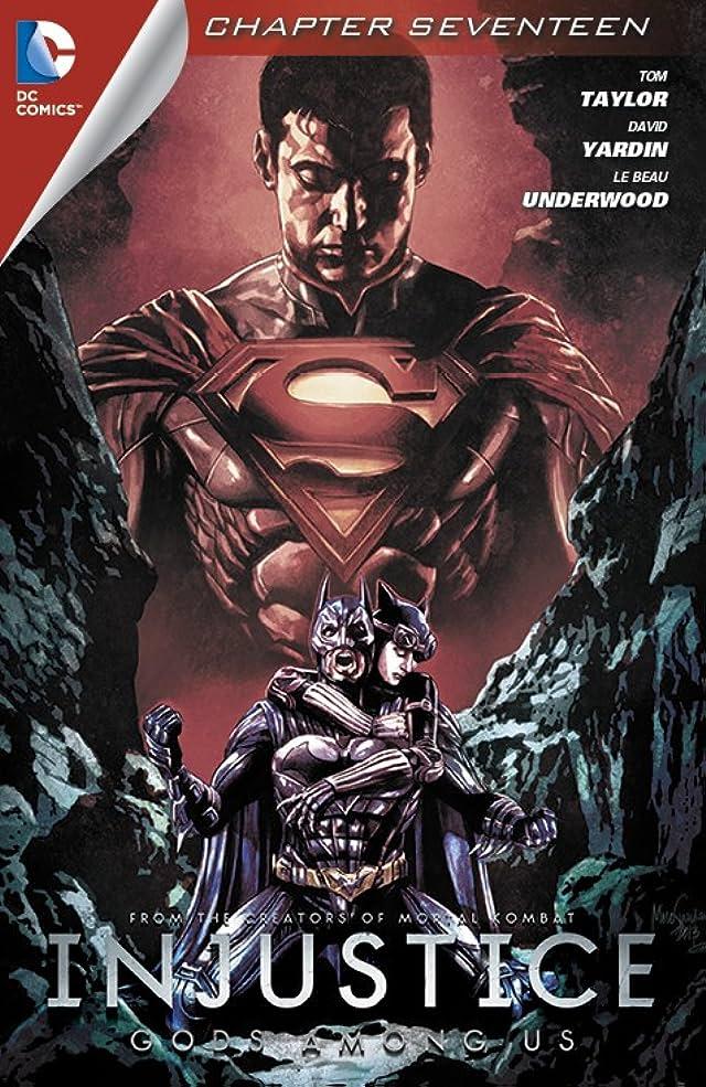Injustice: Gods Among Us (2013) #17