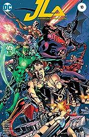 Justice League of America (2015-2016) #10