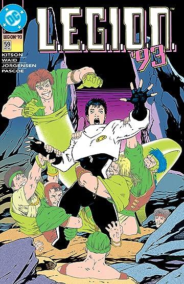 L.E.G.I.O.N. (1989-1994) #59